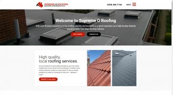 Supreme O Roofing & Cladding Ltd