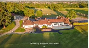 Surbiton Golf Club in Surrey : Surbiton Golf Club