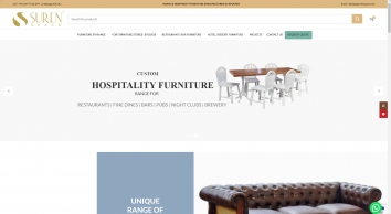 Suren Space - Furniture For Hospitality | Commercial | Contract & Stores
