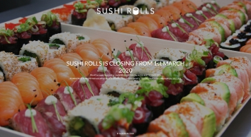 Sushi Rolls - Sushi Catering & Sushi Platter Delivery