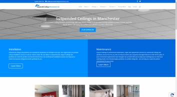 Suspended Ceilings Manchester | Suspended Ceilings & Office Partitions