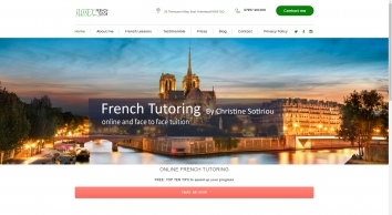 Sussex French Tutor