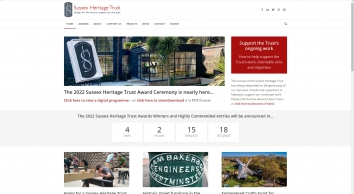 Sussex Heritage Trust - Design for the future, respect for the past
