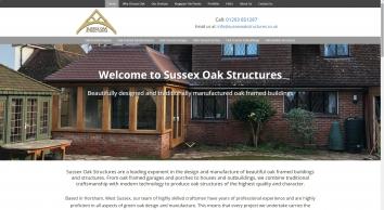 Sussex Oak Structures Ltd