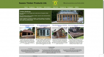 Sussex Timber Products Ltd