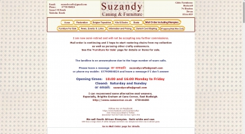 Suzandy Caning & Furniture