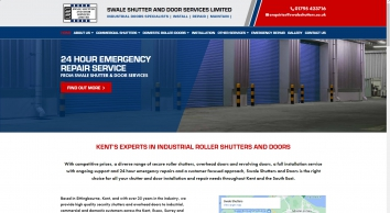 Swale Shutter & Door Services Ltd