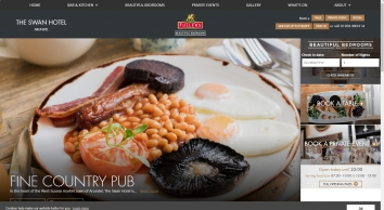 The Swan Hotel - Fullers Pubs