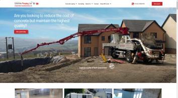 South Wales Concrete Pumping