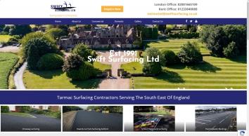 Swift Surfacing Ltd
