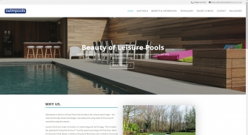 Luxury Pools | Swim Pools