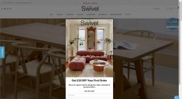 Replica & Designer Furniture | Reproduction Chairs | Iconic Design | Swivel UK