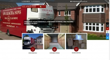 S W Leach & Sons - Finest Moving & Removal Companies in Kent Area
