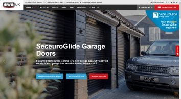 Garage Doors, Security Gates & Fire Protection From SWS UK