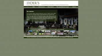Syder\'s Estate Maintenance Ltd | Home | Landscape Gardeners | Ground Maintenance | Commercial | Residential