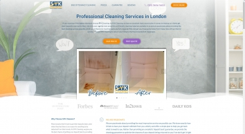 End of Tenancy Cleaning | SYK Cleaners, call 020 8220 3709
