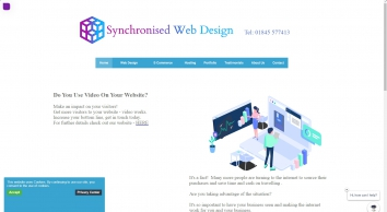 Synchronised Web Design Ltd