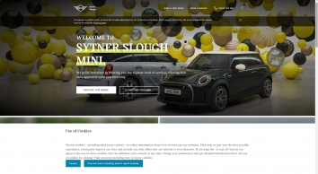 Sytner MINI, Slough | New & Approved Used MINI Retailer