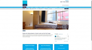 Tafaders | Lettings and Estate Agents in Holborn WC1R