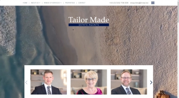 Tailor Made, Sandbanks