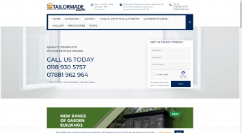 Tailormade Windows Doors Fascias & Conservatories