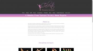 Talents Theatre School