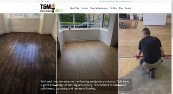 T&M Joinery and Decorating Services - Edinburgh - Repairs, home improvements | Kitchen and bathroom fitting