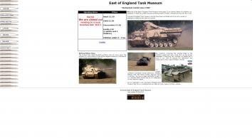 East England Tank Museum