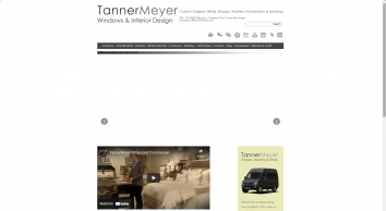 TannerMeyer Drapery Bedding and Blinds