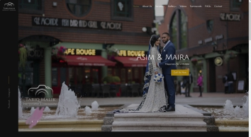 Official | Tariq Malik: Wedding Photographer in Birmingham