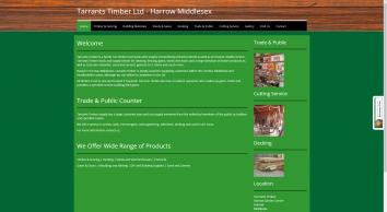 Tarrrants Timber Ltd