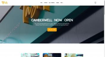 Tasty African Restaurant |