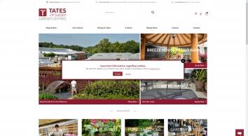 Tates Garden Centres - Tates Garden Centres