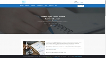 Payroll Services in London   Tax Navigator - Accountants