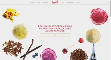 Taywell Ice Creams - Real dairy ice cream from people who really care about flavour.