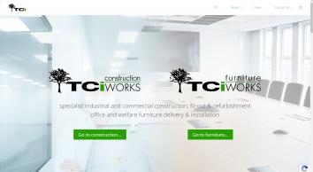 Home - TCi (GB) Ltd