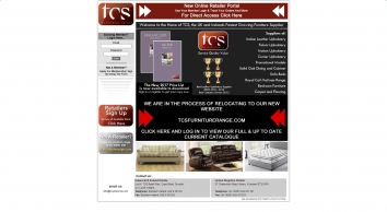 TCS The Complete Service for Furniture Retailers in the UK and Ireland