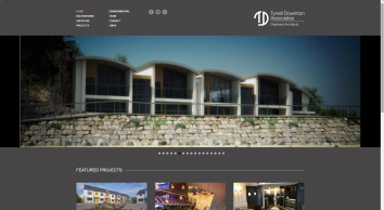 Tyrrell Dowinton Associates  Homepage | Tyrrell Dowinton Associates Guernsey Architects