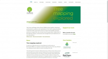 Trees and Design Action Group Trust