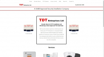 TDT Enterprises Ltd - A SSAIB Approved Security Installation Company