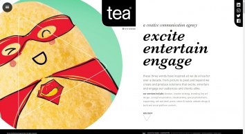 TEA entertain
