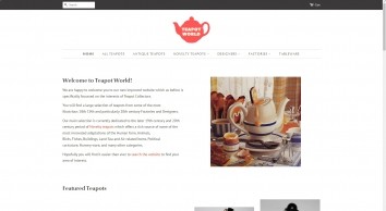 Teapot World