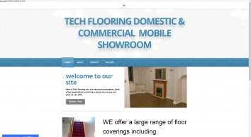 TECH FLOORING DOMESTIC & COMMERCIAL  MOBILE SHOWROOM - Home