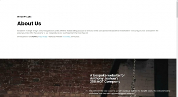 Techomatic Web Services - Marketing, SEO & Website Designers