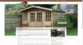 Ted\'s Sheds