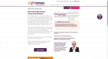 tempo | Sell your property