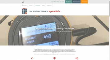 Fire & Water Damage Restoration   Fire, Flood and Water Damage Restoration