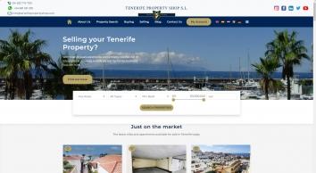 Tenerife Property Shop, award winning Tenerife Estate Agents in Spain
