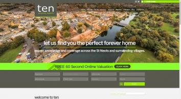 Ten Property Agents, St Neots