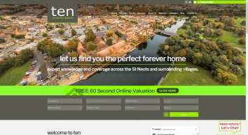Ten Property Agents, St Neots